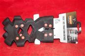 Ergodyne Trex 6300 Ice Traction Device, Large, Black